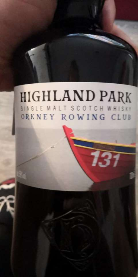 Highland Park Orkney Rowing Club