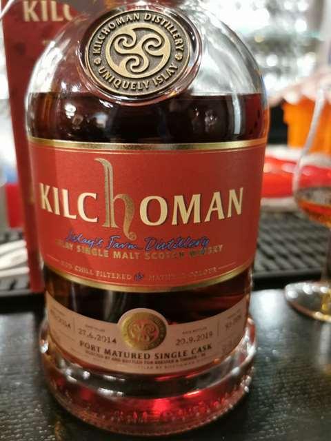 Kilchoman 2014/2019 cask 470/2014