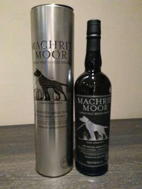 Arran Machrie Moor Cask Strength