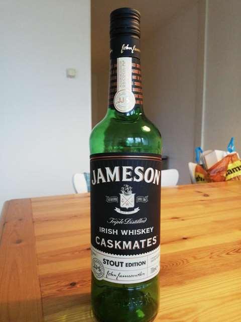 Jameson Stout Edition