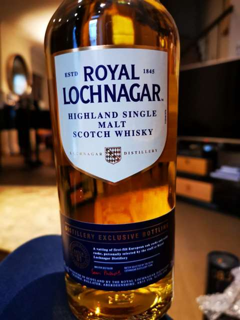 Royal Lochnagar Distillers Edition 3 2019