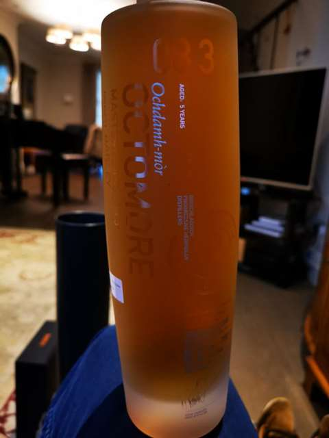 Octomore 5 year old 8.3/309PPM