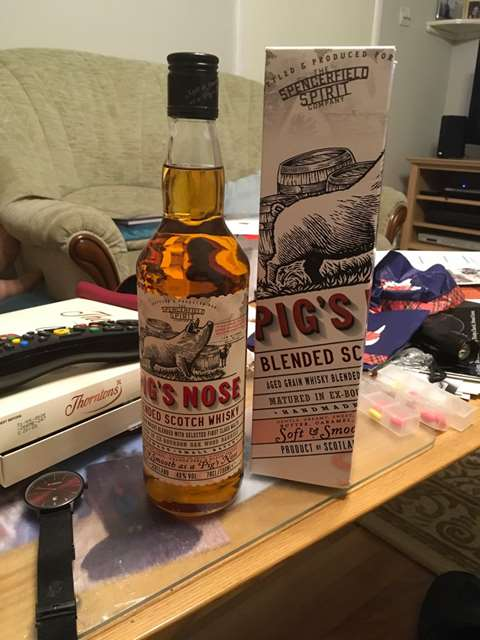 Pig's Nose Blended Scotch Whisky