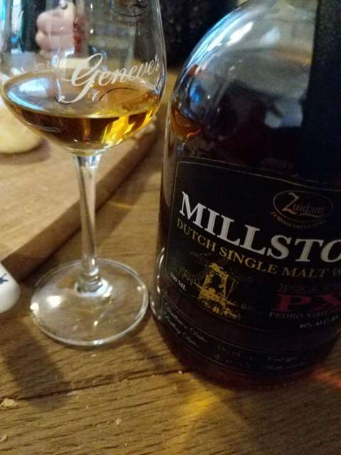 Millstone 2013/2018 Peated PX