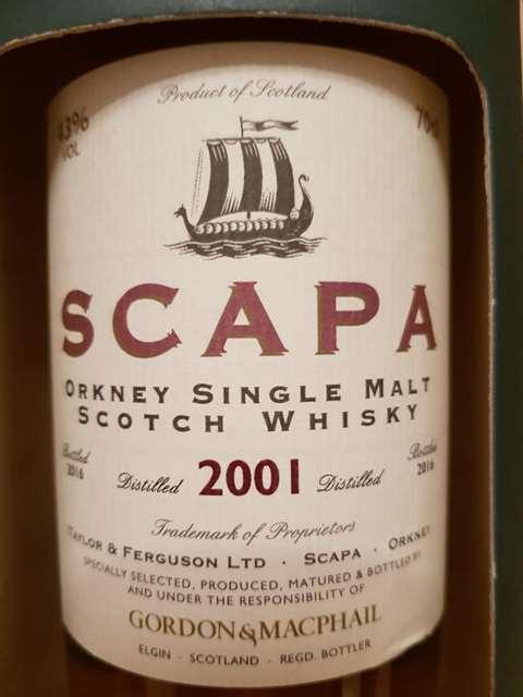 Scapa 2001/2016