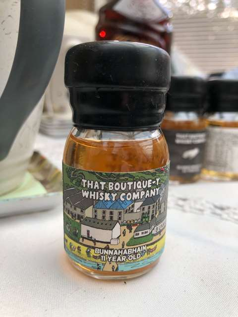 Bunnahabhain 11 year old batch 5 - That Boutique-y Whisky Company
