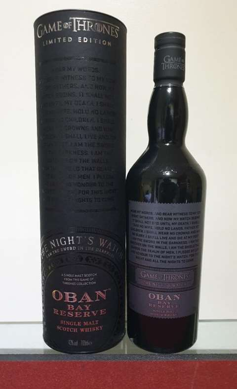 Oban Reserve The Night's Watch
