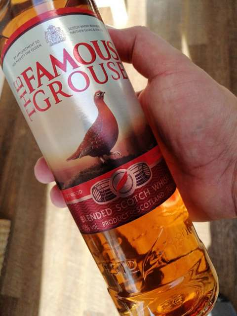 The Famous Grouse Portwood Cask Finish