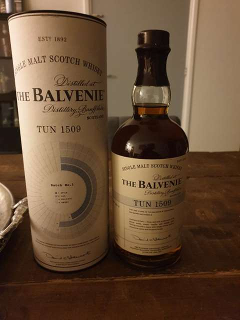 The Balvenie Tun 1509 Batch 1