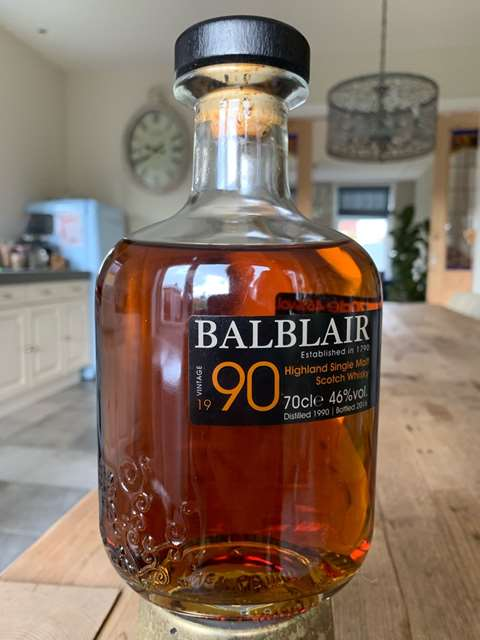 Balblair 1990/2016 2nd Release