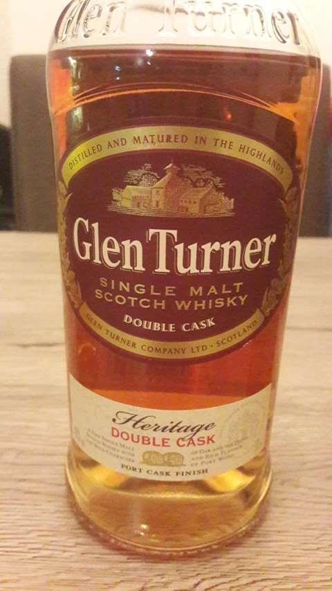 Glen Turner Double Cask