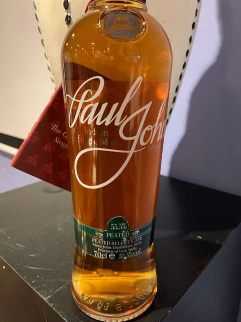 Paul John 2016 Peated Select Cask