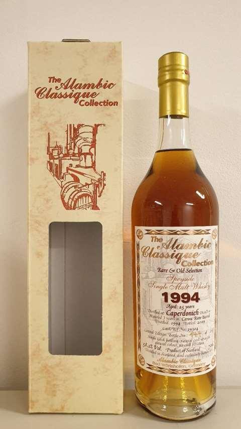 Caperdonich 25 year old 1994/2019 cask 19304 - Alambic Classique
