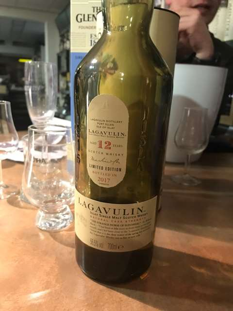 Lagavulin 12 year old 2017 Release