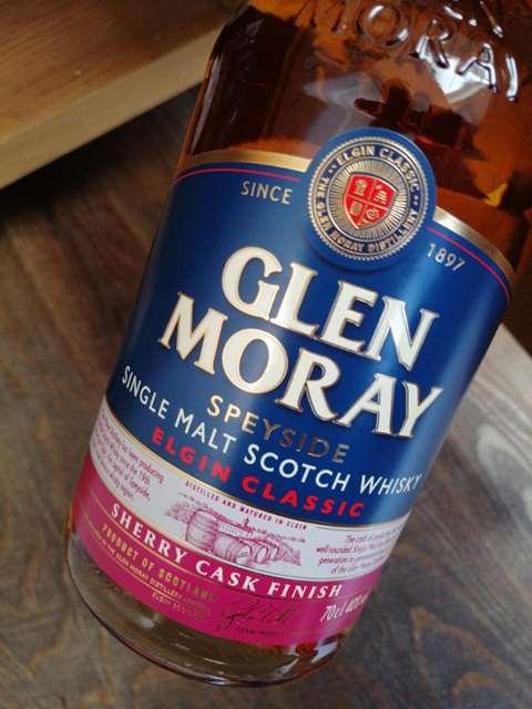 Glen Moray Elgin Classic Sherry Cask