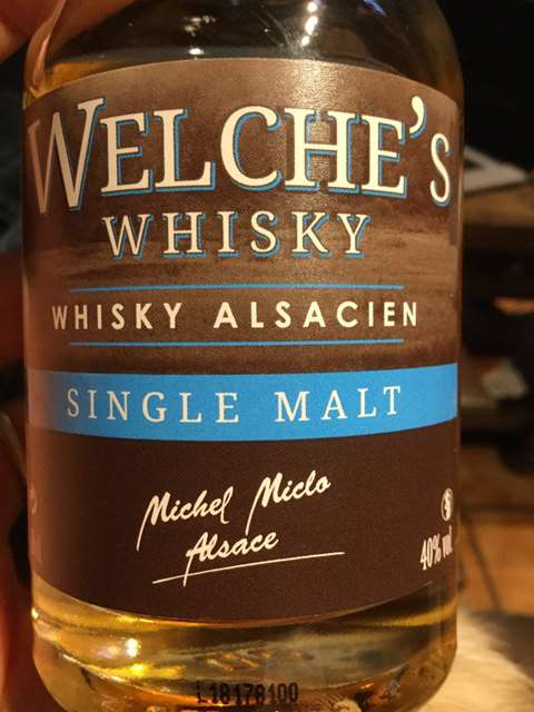 Welche's Whisky Single Malt 43%