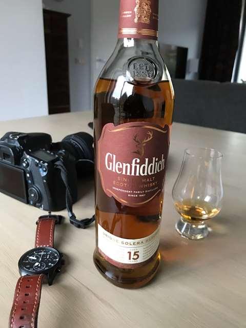 Glenfiddich 15 year old Solera