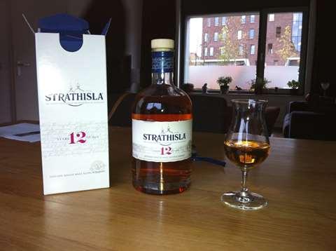 Strathisla 12 year old 40%