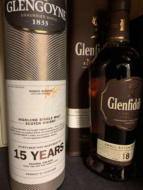 Glenfiddich 18 year old