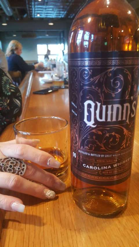 Quinn's Carolina Whiskey
