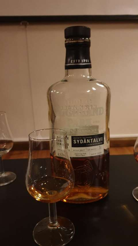 Highland Park 15 year old Single Cask Series Sydäntalvi