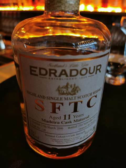 Edradour 11 year old 2006/2017 cask 128