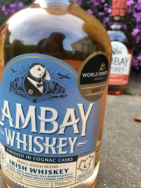Lambay Small Batch Blend