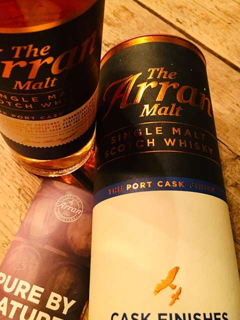 Arran Port Finish 2010