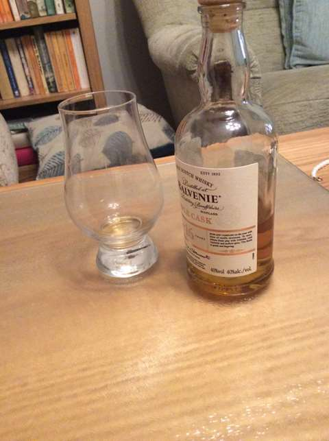 The Balvenie 16 year old