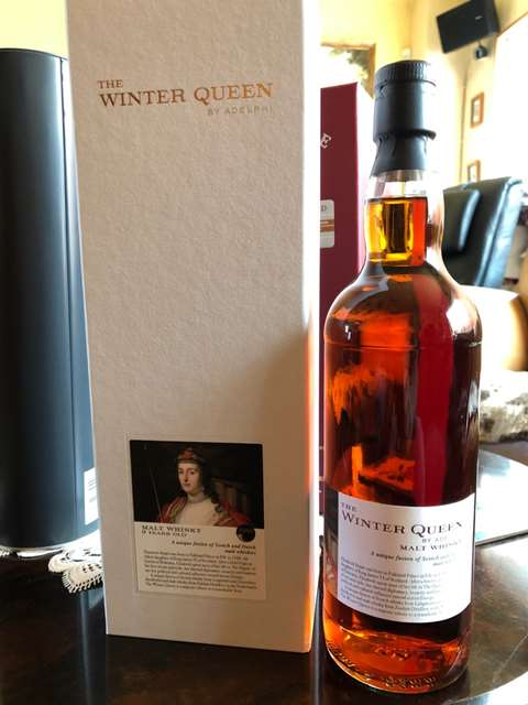 Adelphi Distillery The Winter Queen - Elizabeth Stuart