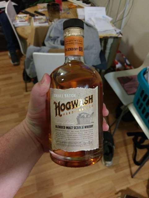 Hogwash Blend No. 08