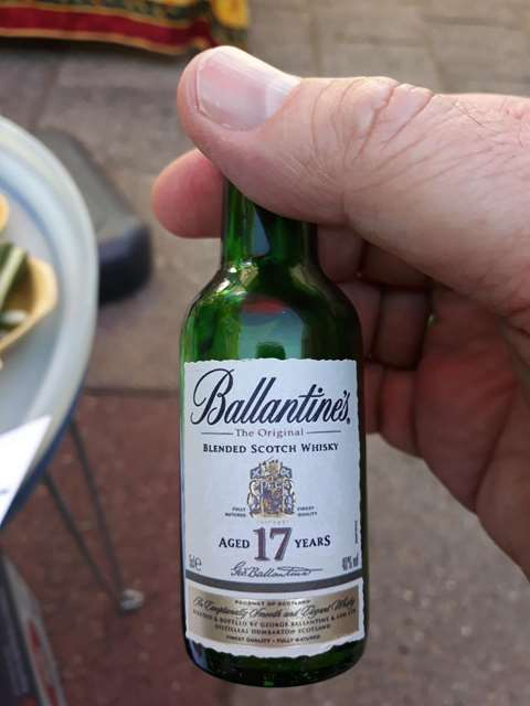 Ballantine's 17 year old 40%