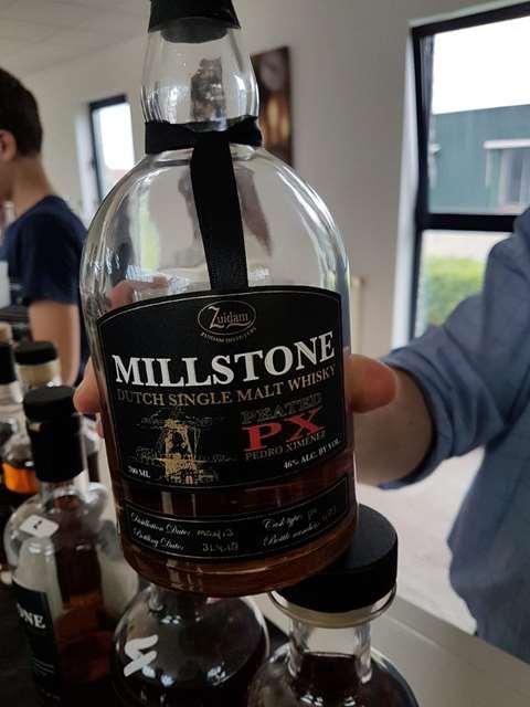 Millstone 2013/2017 Peated PX