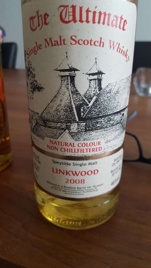 Linkwood 10 year old 2008/2018 cask 800063