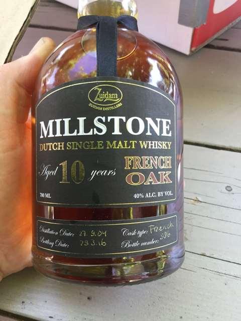 Millstone 10 year old French Oak