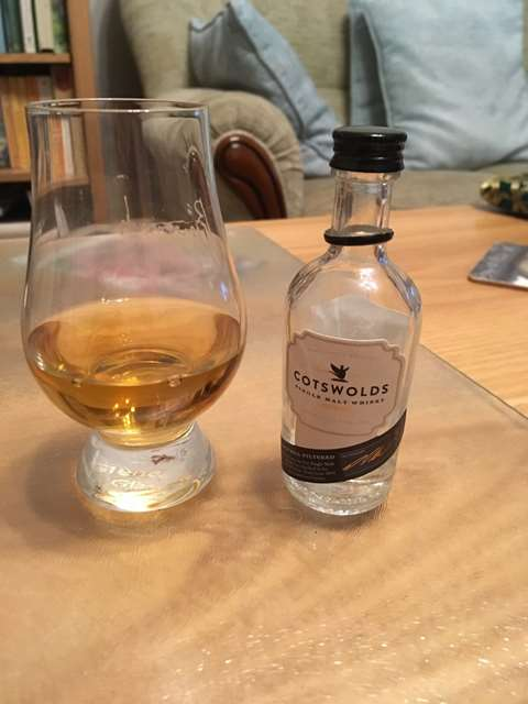 Cotswolds 2014/2017 Single Malt Whisky
