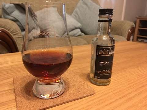 Beinn Dubh The Black