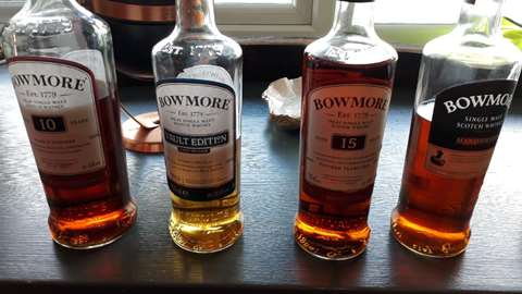 Bowmore No. 1 Atlantic Sea Salt