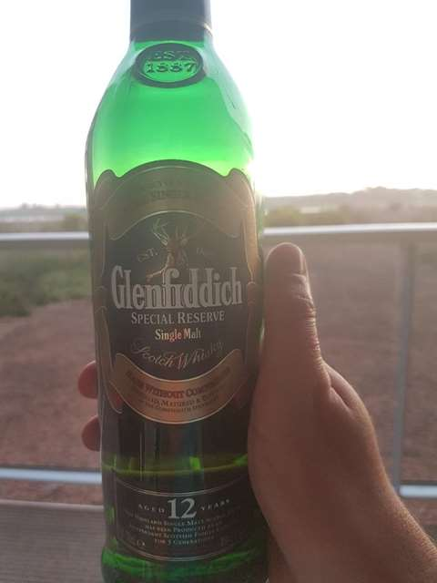 Glenfiddich 12 year old Special Reserve 80's