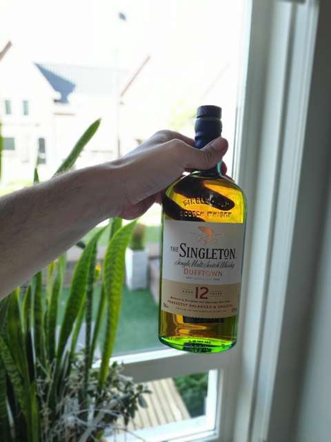 The Singleton Of Dufftown 12 year old