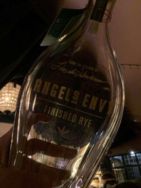 Angel's Envy Carribean Rum Cask
