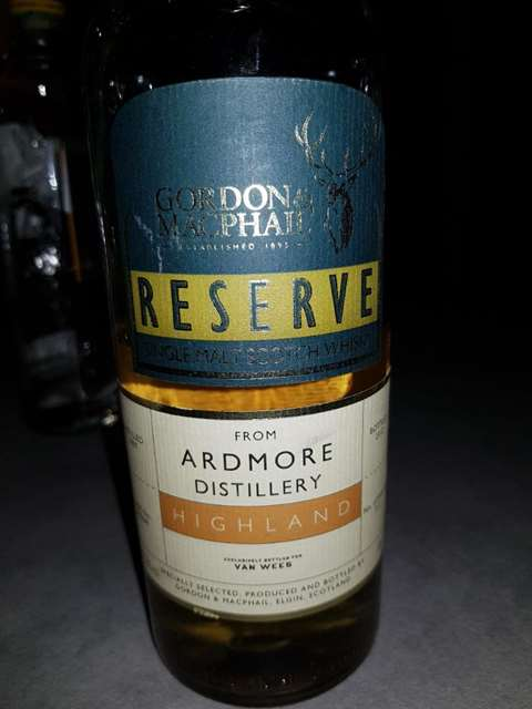Ardmore 15 year old 1997/2012 cask 900665
