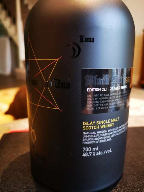 Bruichladdich Black Art 3