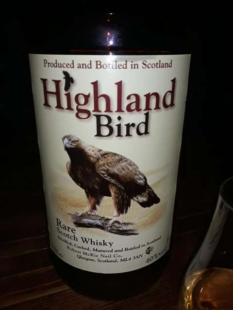 Highland Bird Blended Scotch Whisky