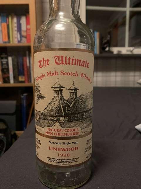Linkwood 1998 cask 5120