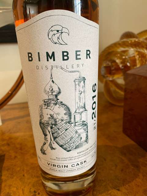 Bimber Virgin Cask