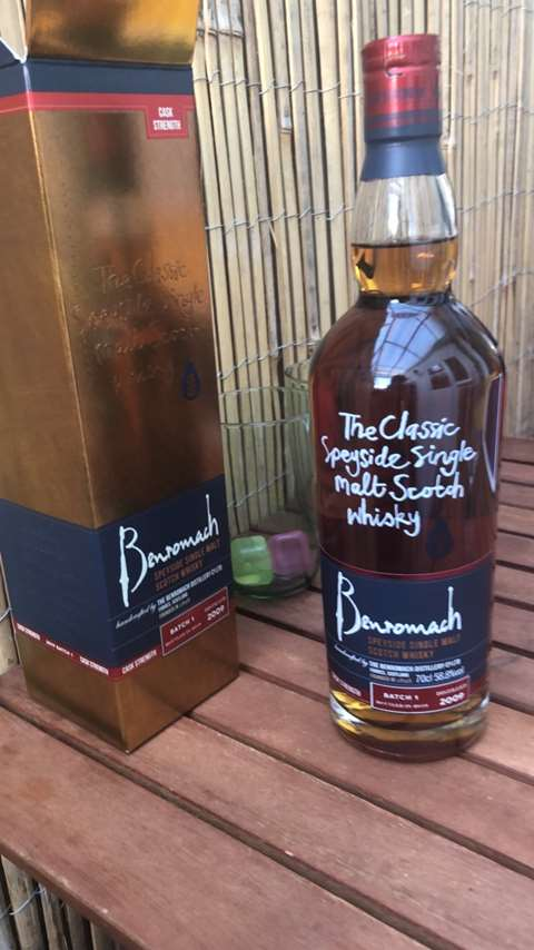 Benromach 2009/2019 batch 1