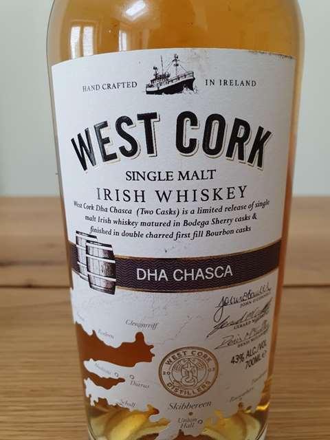 West Cork DHA Casca (Two Casks)