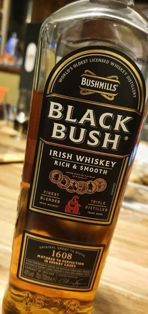 Bushmills Black Bush
