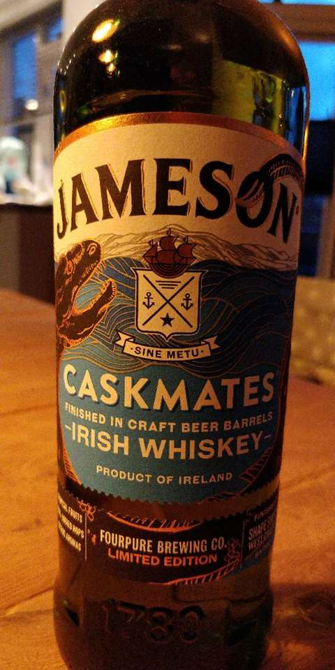 Jameson Fourpure Brewing Co. Limited Edition
